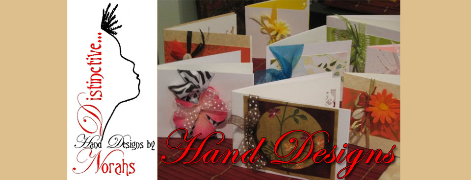 Distinctive Hand Designs