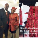 Norahs Khan His and Her Collection Debut